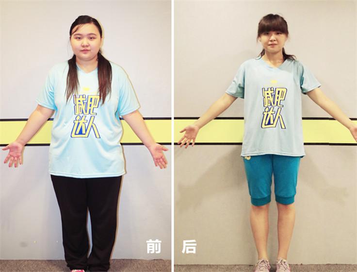 杭州减肥夏令营